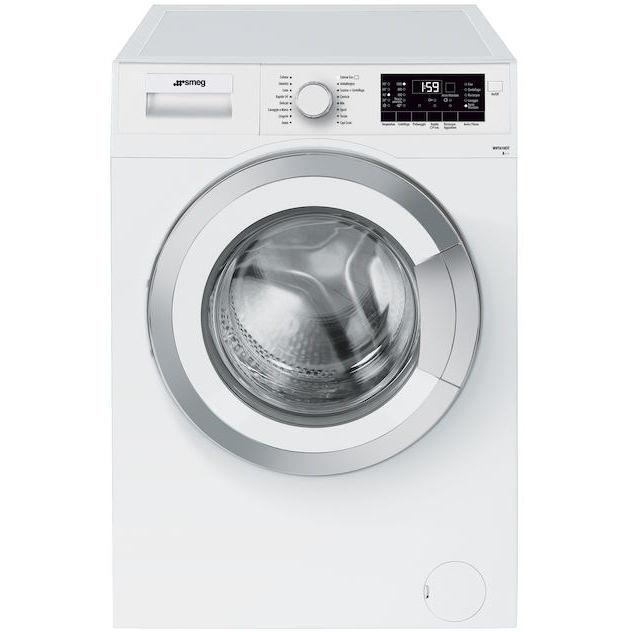 Smeg WHT610EIT lavatrice carica frontale 6 Kg 1000 giri classe A++ colore bianco