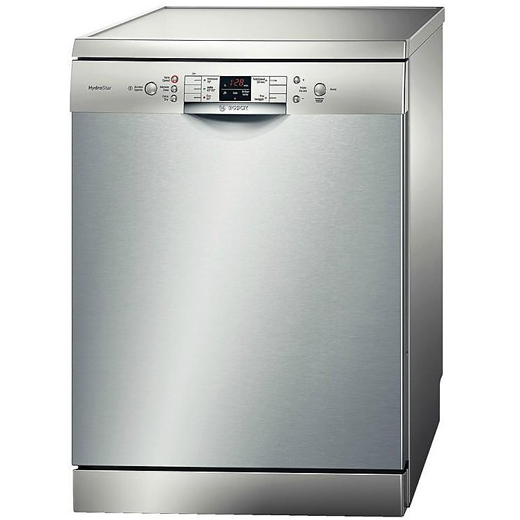 sms-54m98ii bosch lavastoviglie classe a++aa 13 coperti 5 programmi grigia