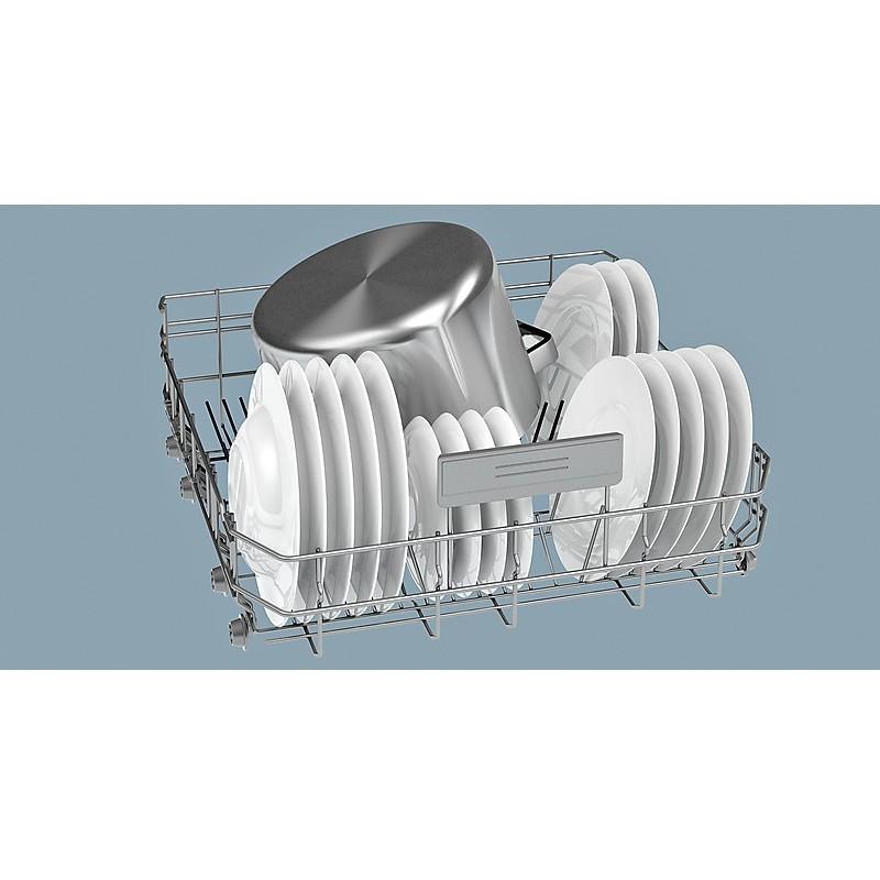 sn-46p582eu siemens lavastoviglie classe a+++ 14 coperti inox