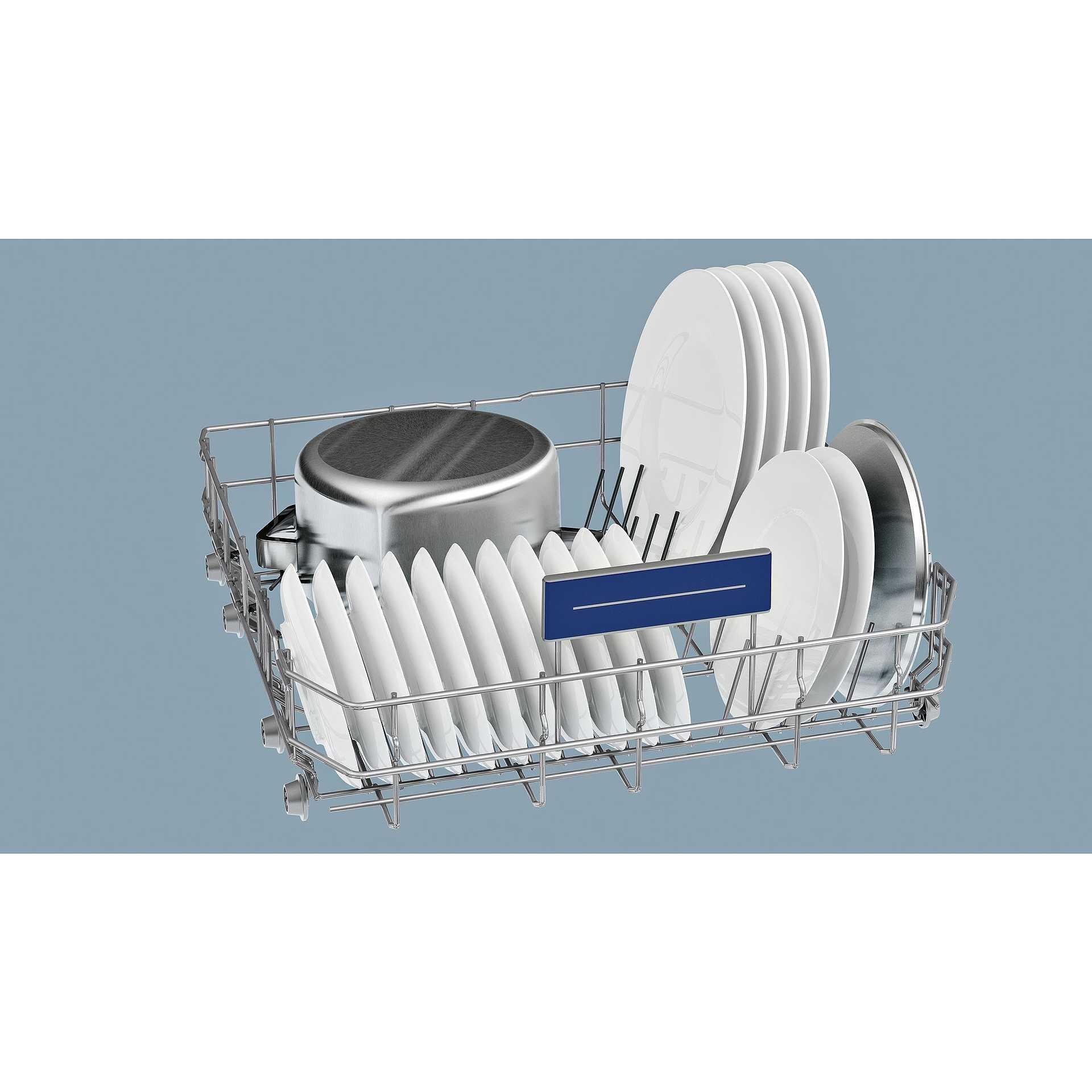 SN536S01KE Siemens lavastoviglie integrabile 60 cm 13 coperti classe ...
