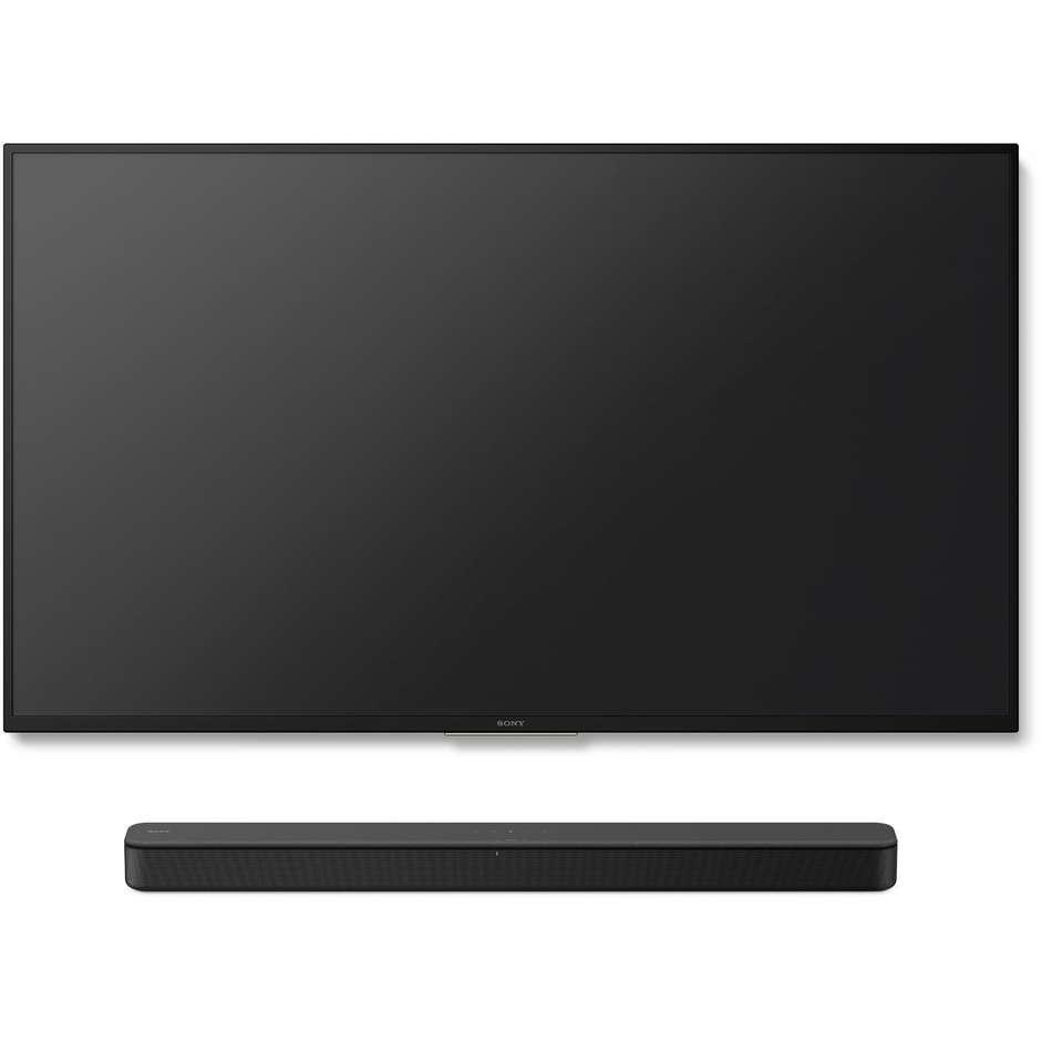 Sony HT-SF 150 Soundbar Bluetooth 2 Canali Potenza 120 Watt Colore Nero