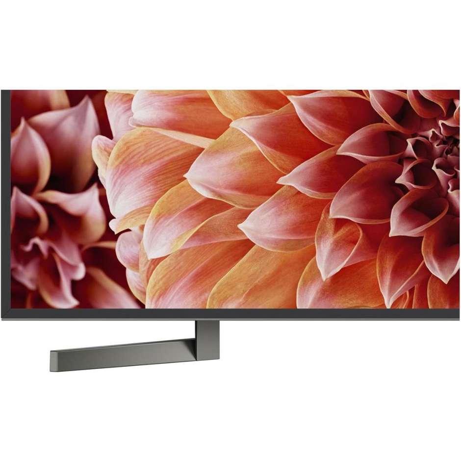 "Sony KD49XF9005BAEP Tv LED 49"" 4K Ultra HD HDR Smart Tv Wi-Fi classe B colore nero"