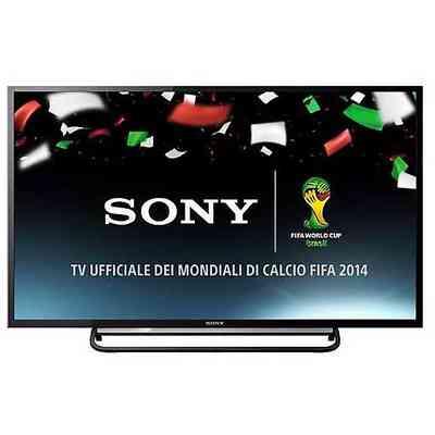 "SONY SONY KDL-32R433BBAEP Tv 32"" Led HD Ready Motioflow XR 100Hz DVB-T2 USB MediaPlayer 2 HDMI"