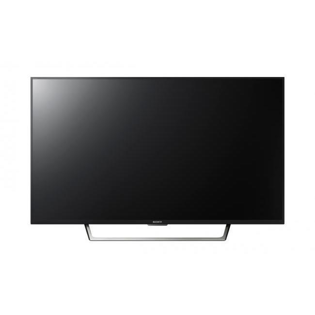 "Sony KDL49WE755BAEP Tv LED 49"" Full HD Smart Tv Wi-fi integrato classe A+ nero, argento"