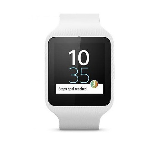 sony smartwatch swr50 white