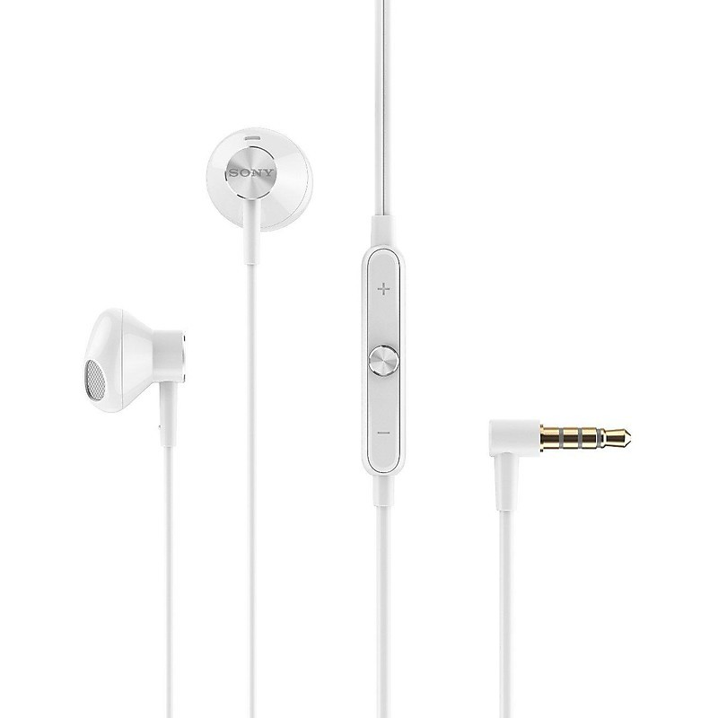 sony sth30 stereo headset white