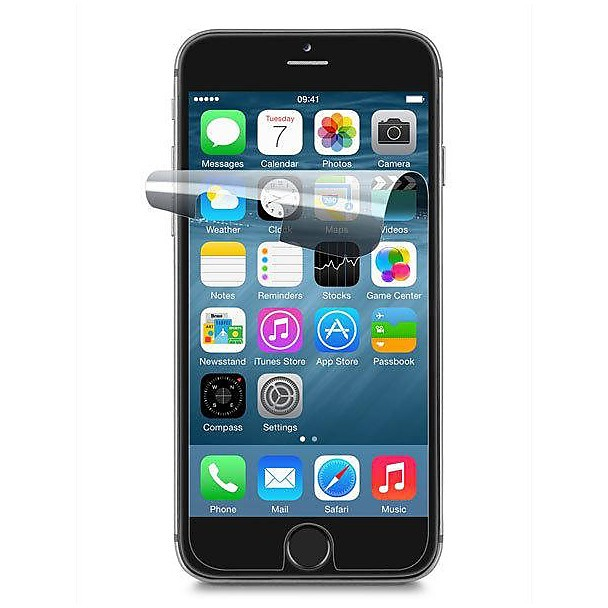 spiph647 cellularline pellicola invisible iphone 6