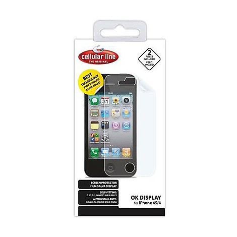 spiphone5 cellular line iPhone 5 pellicola 2pz cl