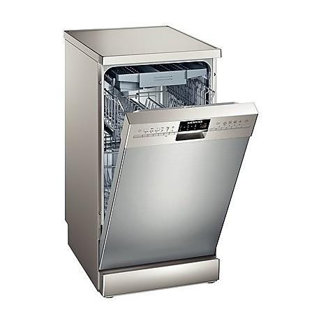 Sr 26t890eu siemens lavastoviglie 45 cm classe a for Lavastoviglie libera installazione 45 cm