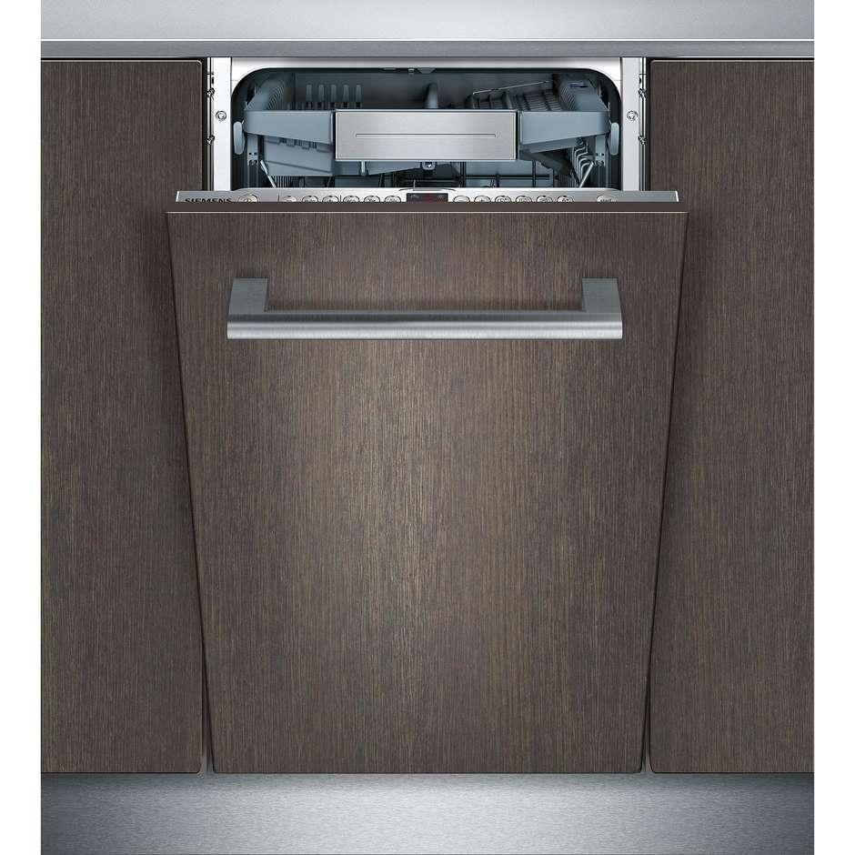 sr-76t091eu lavastoviglie siemens da 45 cm classe a++ 10 coperti