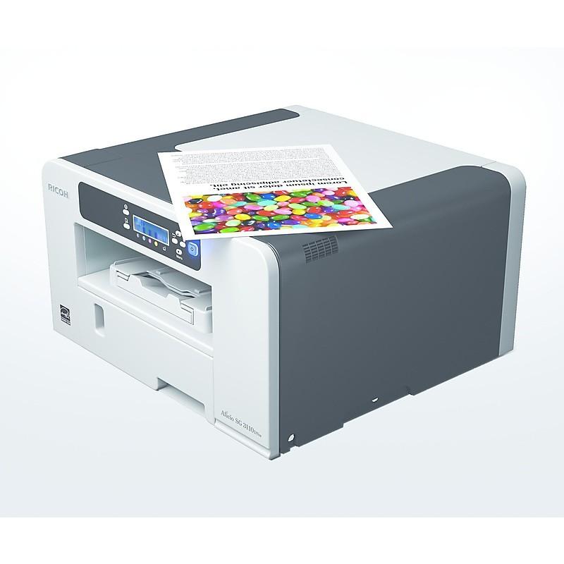 Stampante aficio sg 3110dnw