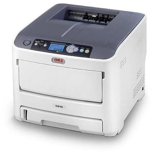 Stampante laser colori c610dn