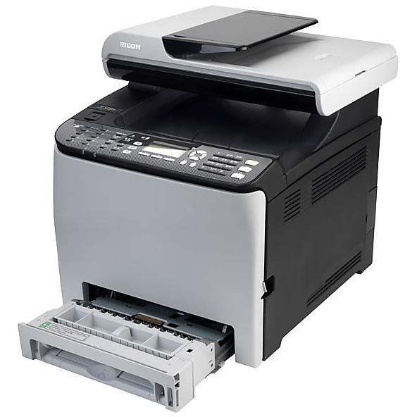 Stampante multifunzione aficio spc250sf