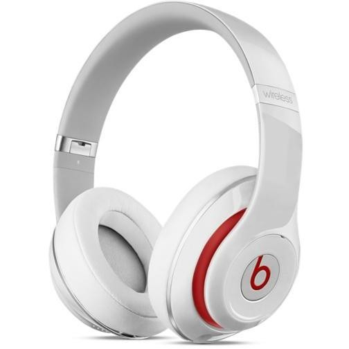 studio wi over-ear hphone - white