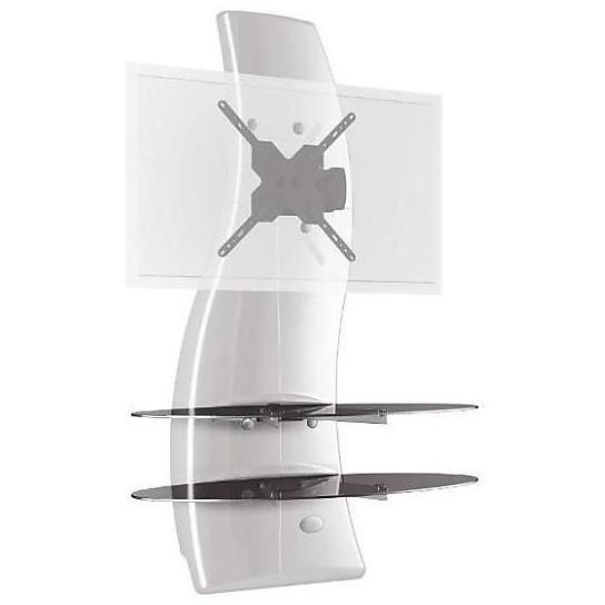 Supporto TV a parete ghost design 2000 b