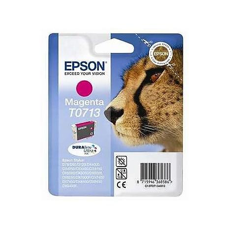 t-07134011 epson cartuccia x stampan magenta ghepardo