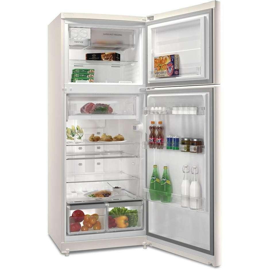 T tnf 8111 sb whirlpool frigorifero doppia porta 427 litri for Frigorifero doppia porta