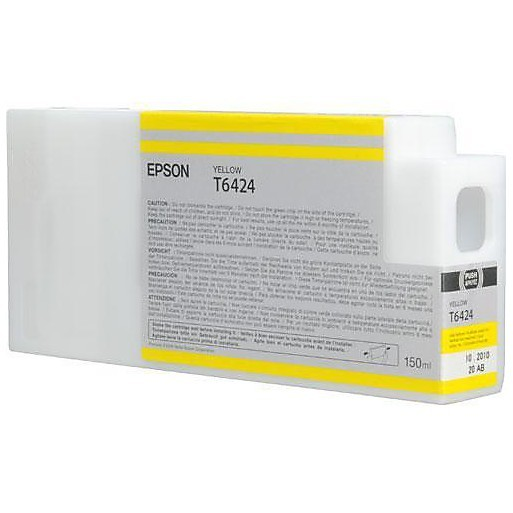 tanica inchiostro giallo pro 7700