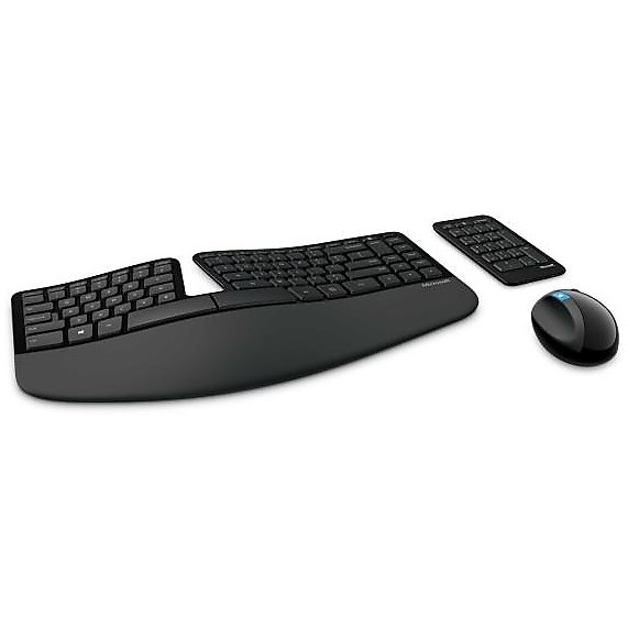 Tastiera microsoft sculpt ergonomic desktop
