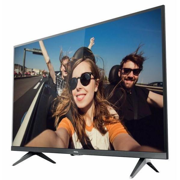 """TCL 32DS520 Tv LED 32"""" HD Ready Smart Tv Connettività WiFi Colore Nero"""