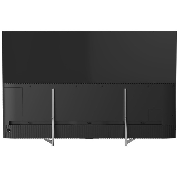 """TCL U55X9006 Tv QLED 55"""" 4K Ultra HD Smart Tv Android Tv sound JBL classe A colore argento"""
