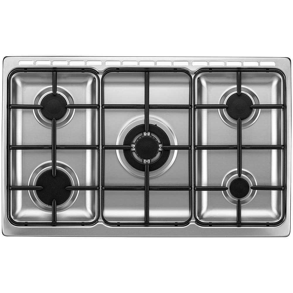 Tecnogas d827xs cucina 80x50 5 fuochi a gas forno - Eprice cucine a gas ...