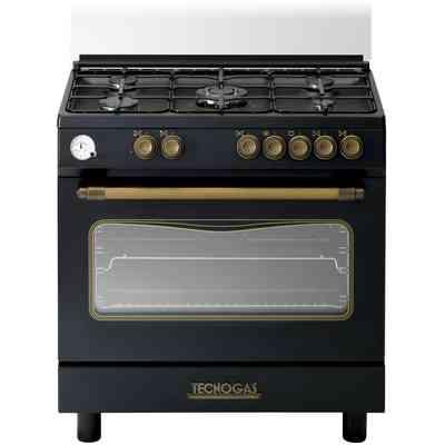 Offerte Cucine Cucina 5 fuochi TECNOGAS online - Clickforshop