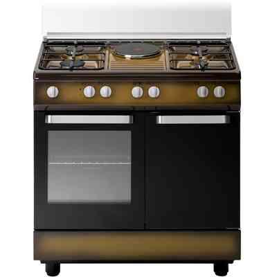Cucina 5 fuochi vendita online cucine a gas 5 fuochi clickforshop - Piastra elettrica cucina ...