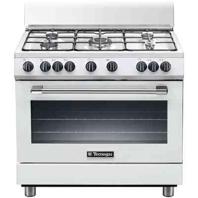 Offerte cucine cucina 5 fuochi tecnogas online clickforshop - Cucine con forno elettrico ventilato ...