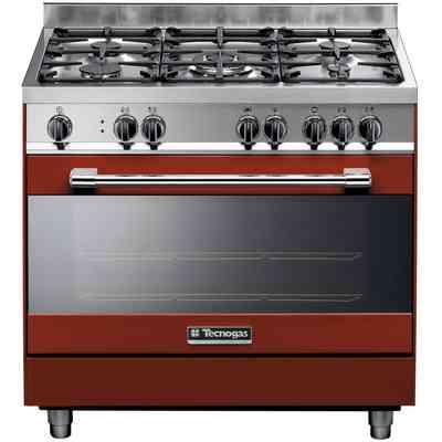 Offerte cucine cucina 5 fuochi tecnogas online clickforshop for Cucina 80x60 forno elettrico