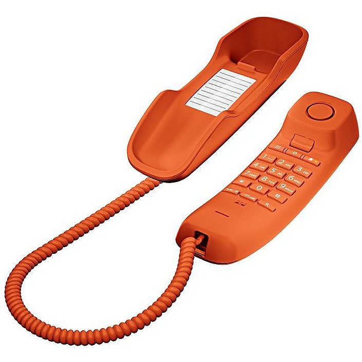 Telefono fisso da 210 orange