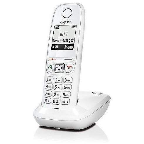 Telefono gigaset as 405 white