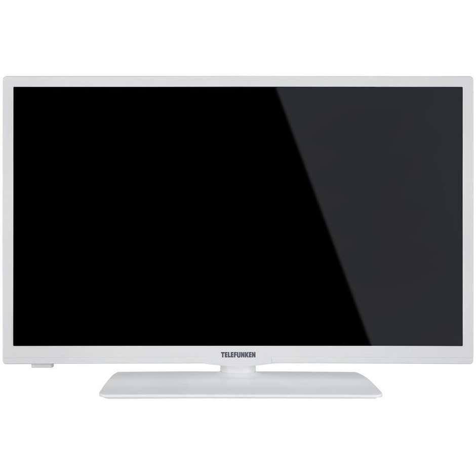 "Telefunken TE 32269 S27 YXDW Tv LED 32"" HD Ready DVBT2/C/S2 colore bianco"