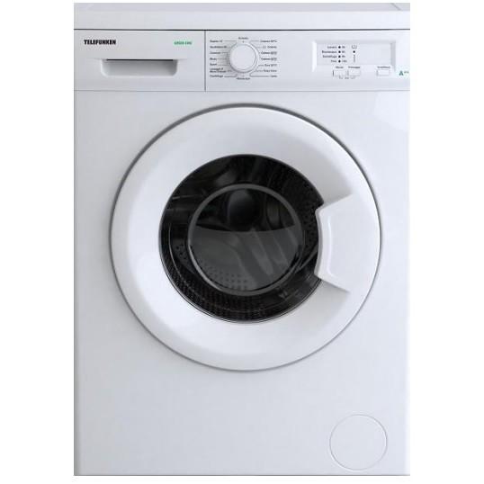 Telefunken TK1042F1CA2 lavatrice carica frontale 5 Kg 1000 giri classe A++ colore bianco