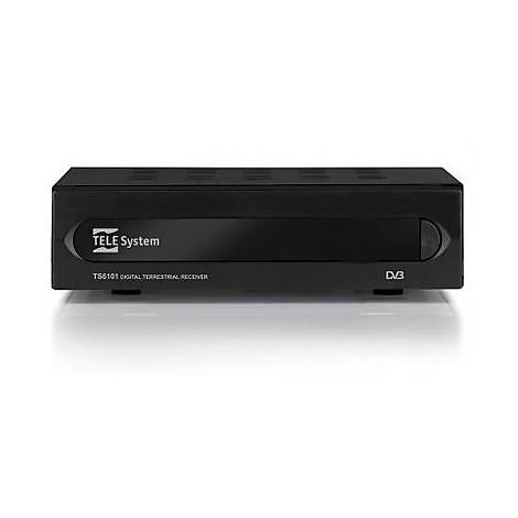 TELESYSTEM TS-6101 Decoder DVB-T zapper 1 scart