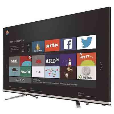 HAIER Televisore LE32K5000T dvb-t2 hd int smart tv