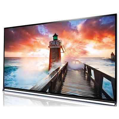 PANASONIC Televisore TX-60AS800T led 60 pollici 3D full HD 1800hz smart dual tw