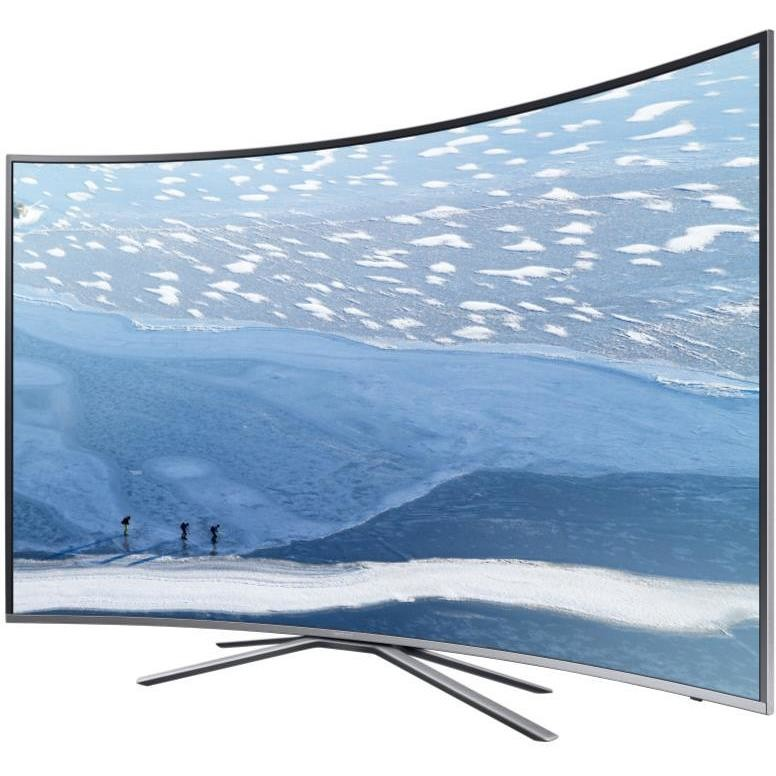 "Televisore UE55KU6500 Samsung 55"" Led UHD 4K Smart Curvo"