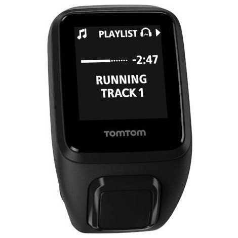 tomtom spark 3 music + bt black
