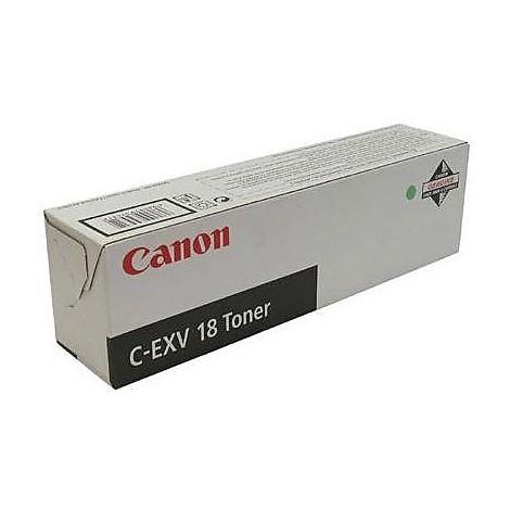 toner c-exv18 ir1018/1022 singolo