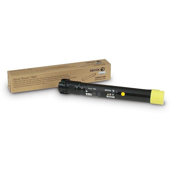 toner giallo alta cap x phaser 7800
