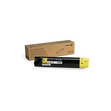 toner giallo alta capac phaser 6700