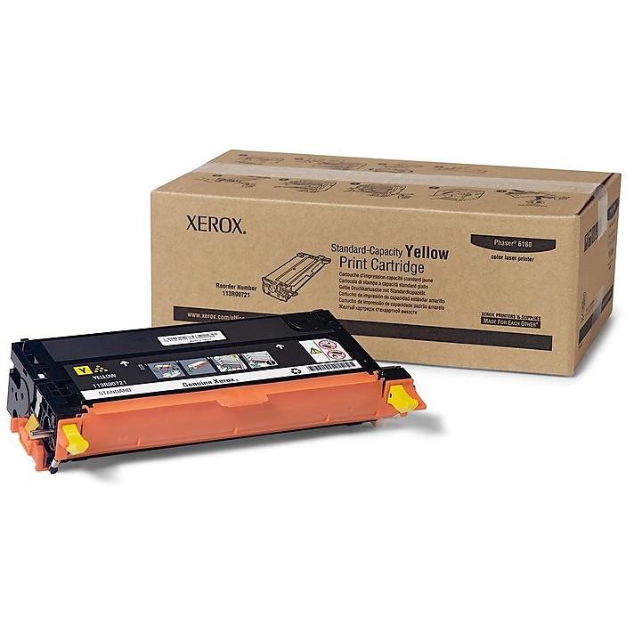 toner giallo capac. std phaser 6180