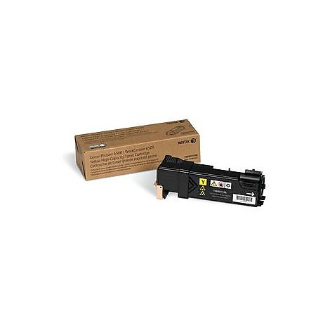 toner giallo hc phaser 6500/wc 6505