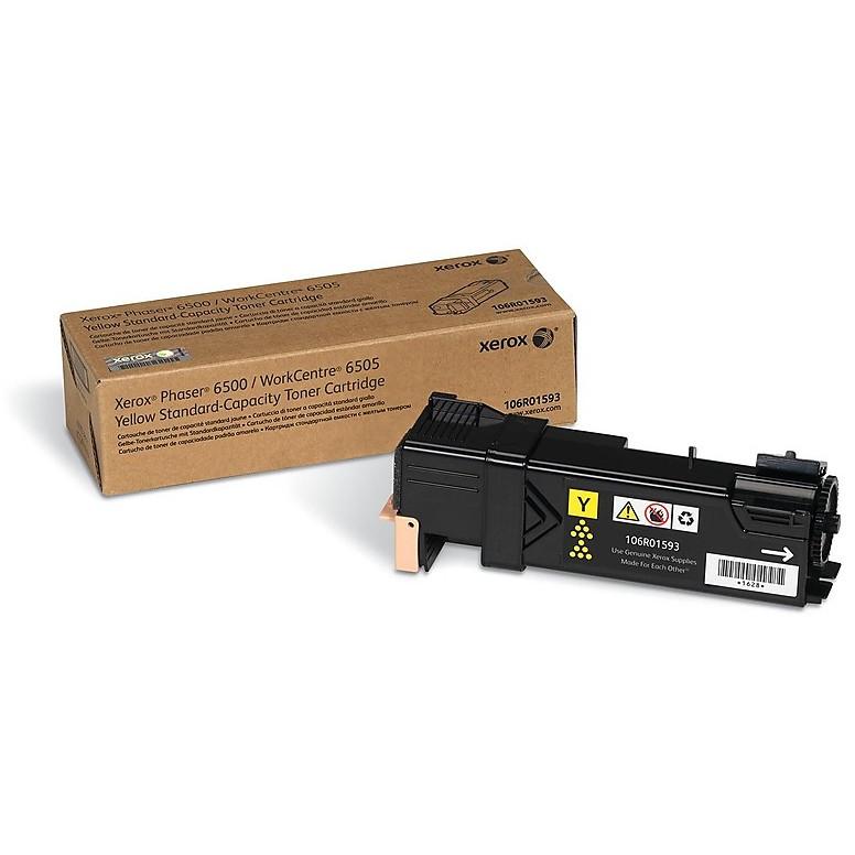 toner giallo x phaser 6500/ wc 6505