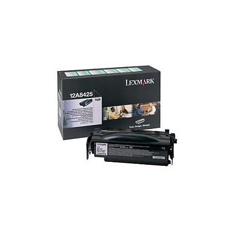 toner laser return program t430 12k
