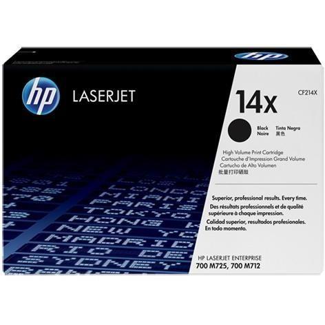toner laserjet hp 14x (nero)contrt