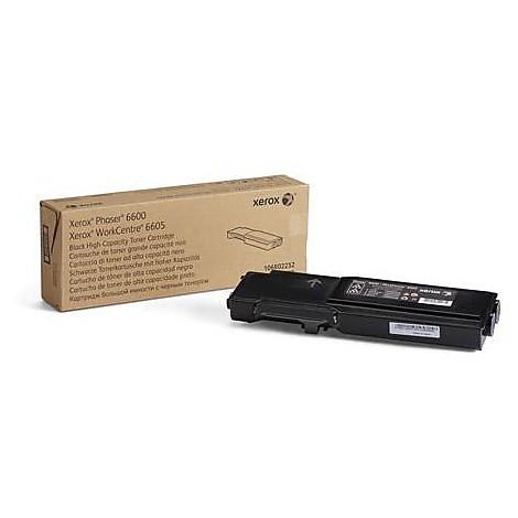 toner nero hc phaser 6600 / wc 6605