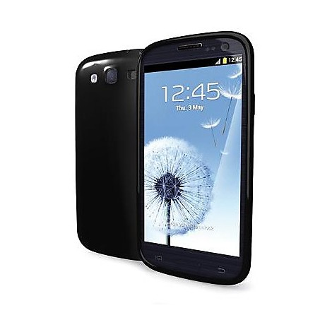 tpu case i9300 galaxy siii bk