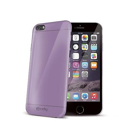 tpu cover apple iphone 6 violet